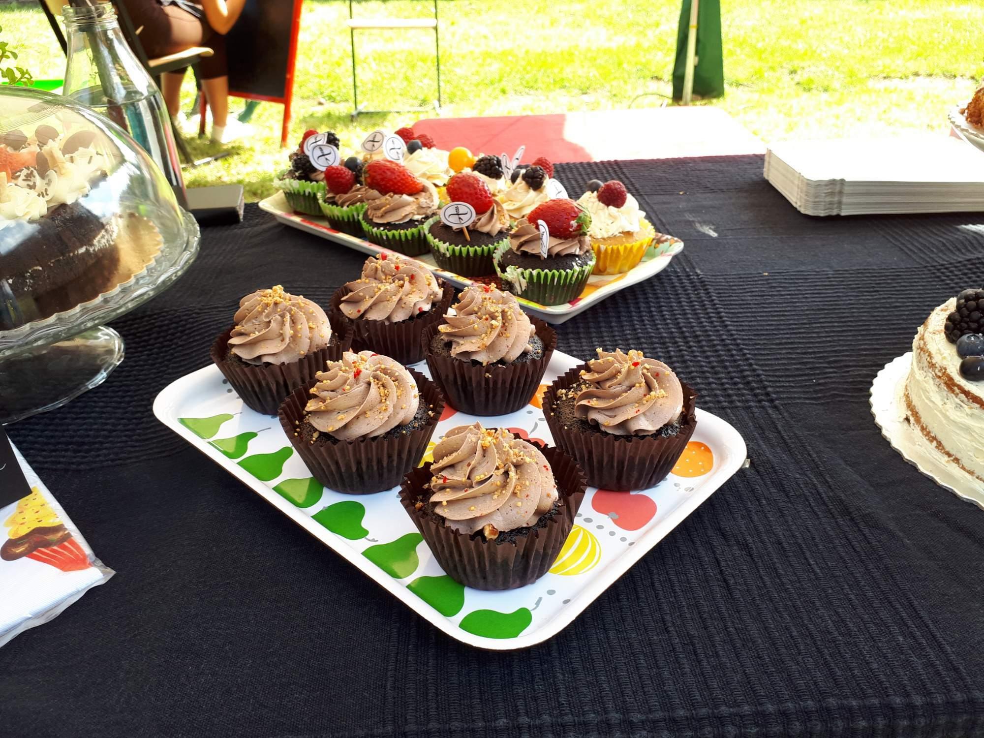 Pro mlsné jazýčky zde byly na výběr stánky s občerstvením, sladkým i slaným. Foto: Jana Blahošová