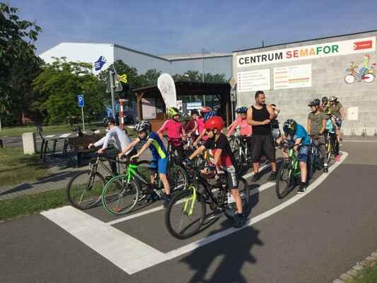Průkaz mladého cyklisty