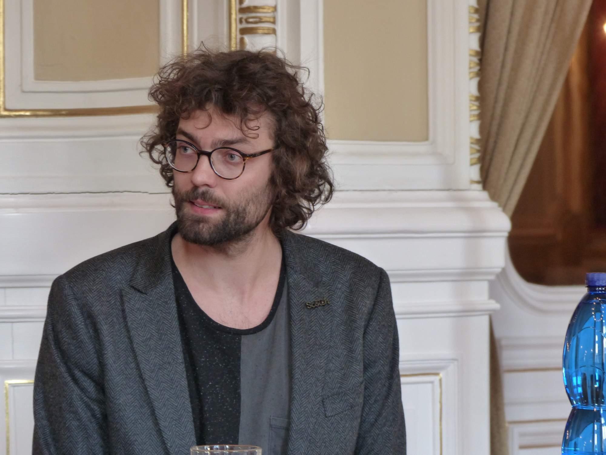 Milan Šotek je novým uměleckým šéfem činohry brněnského Národního divadla, autor: Richard Kuczinský