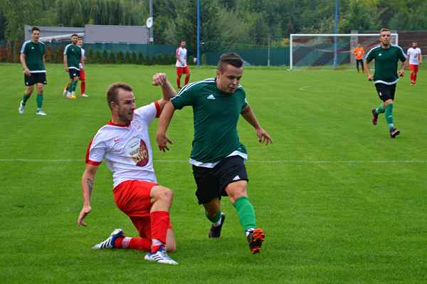 Viktoria Želešice - SK Újezd u Brna 5:1 (2:1) - 2.9.2018