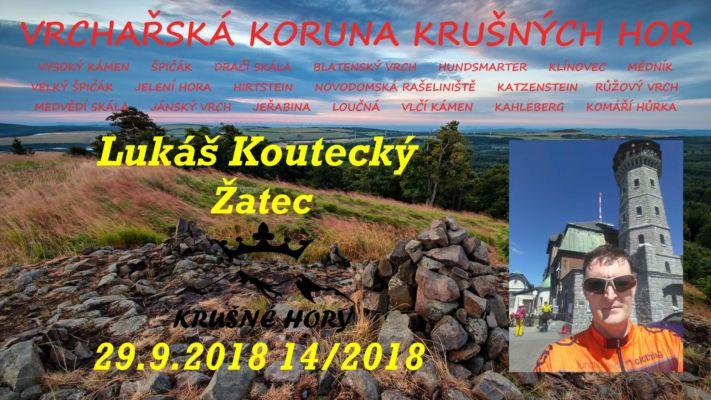 Lukáš Koutecký Žatec 29.9.2018 14 2018 0  9897ee8ea1