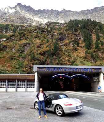 tunel Mittersill