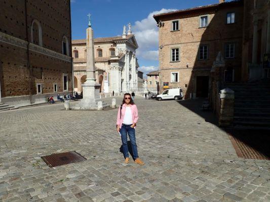 studentské město Urbino