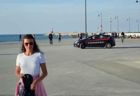 doklady mám, klíče od auta mám, tak co po mě budou carabinieri chtít