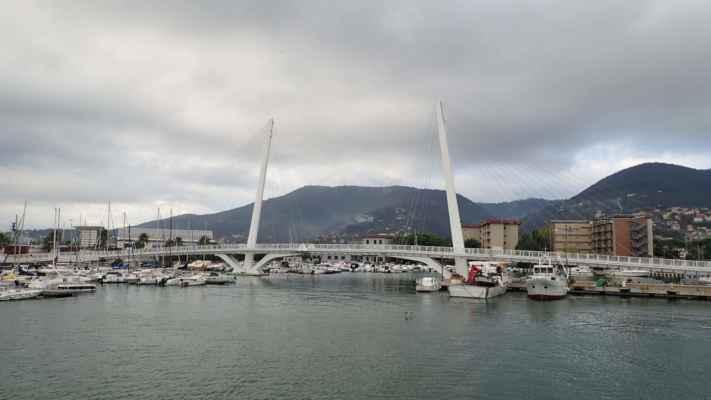 most v La Spezii