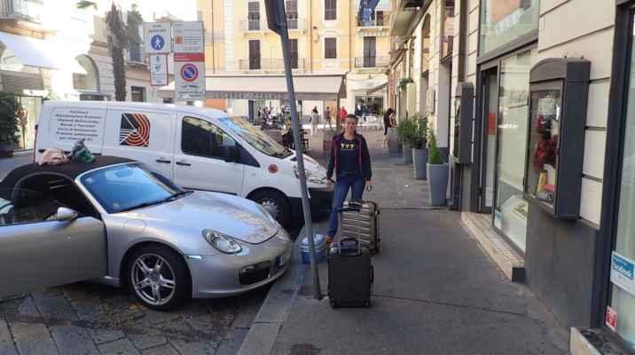 loučíme se po dvou dnech a vyrážíme směr Toscana