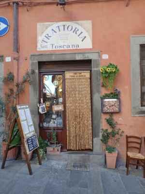 naše oáza pro tři toskánské večery