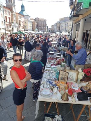 bleší trhy v Rimini