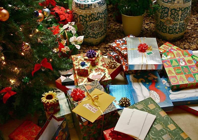 Vánoční dárky, ilustrační obrázek. Autor: Kelvin Kay.