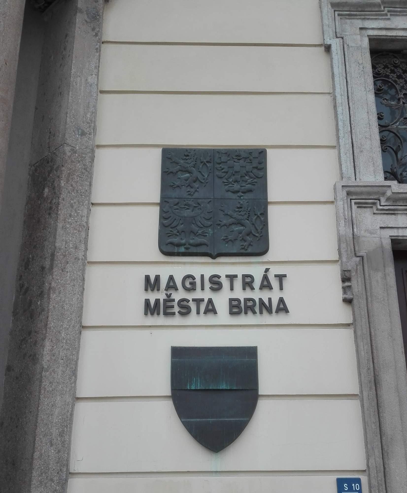 Radnice města Brna. Foto: Patrik Švec