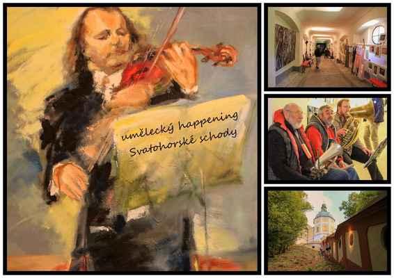 Kromě regionálních umělců, jako je Martin Andrle, Ivo Burian, David Heger přivezli ukázat svá díla umělci z Prahy, Plzně. Představila se umělecká uskupení Fotoklub Rokycany, PIX-XL (SR), nebo Rosenthal z Rožmitálu.