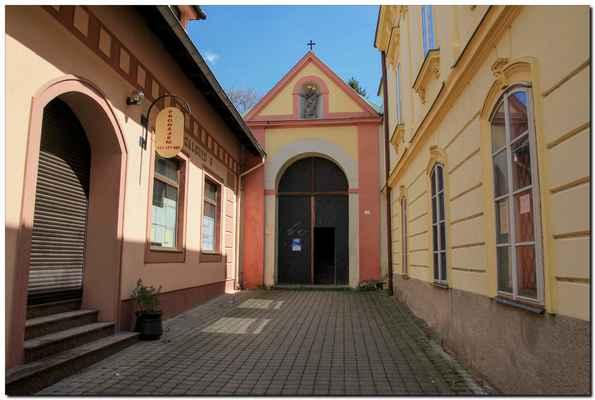 spojnice mezi Příbramí a Svatou Horou má 343 schodů a začíná v Dlouhé ulici