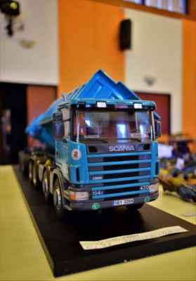 Scania R124c420