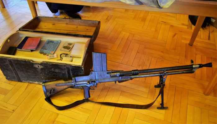 lehký kulomet ZB vz. 26