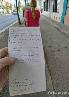 LasardoPictureS 2020 - Dělám nákupy pro paní J.Vaskova a to v rybárně na Klatovská 93,v Plzni. * Dne: 29.4.2020 ve středu v Plzni. * Fotograf: D'J.Tamáš|LasardoPictures.  * Fotoaparát: Xiaomi Redmi Note 8 lite.  * All Rights Reserved Photo: LasardoPictureS.  * Žij tak že až když někdy zemřeš aby se ostatní nudili.  »*« *www.sisiangelswhitegabriela.estranky.cz *www.lasardopictures.webnode.cz * JT81 R.I.P hudba -www.youtube.com/playlist?list=PLALJeiPjfjpZFiG27SmrhQfsdprHyB4Dc*http://m.onlineradiok.com/petofi *www.forest1981.estranky.cz »*«  #TJ81Fotograf #plzeň #jakjdecas #jakjdečas #dobrovolnik #nakupy #Rybárna #Špilar #cov #totem #klatovská #lidi #hodnelidi #rouska »*«  WiFi|Dne: 29.4.2020|od poliklinikabory v Plzni.
