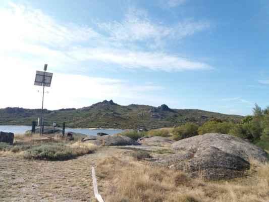 Serra da Estrela - Pohoří v Portugalsku, kde jsme byli v terénu a odchytávali jsme ještěrky