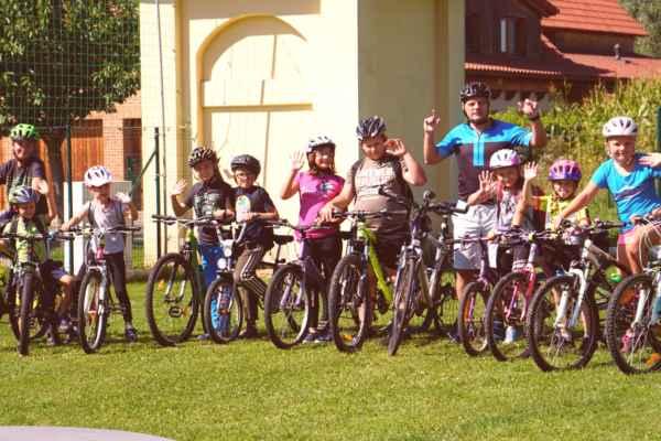 ZŠ Mžany 2020/9 - Cyklovýlet (Projekt