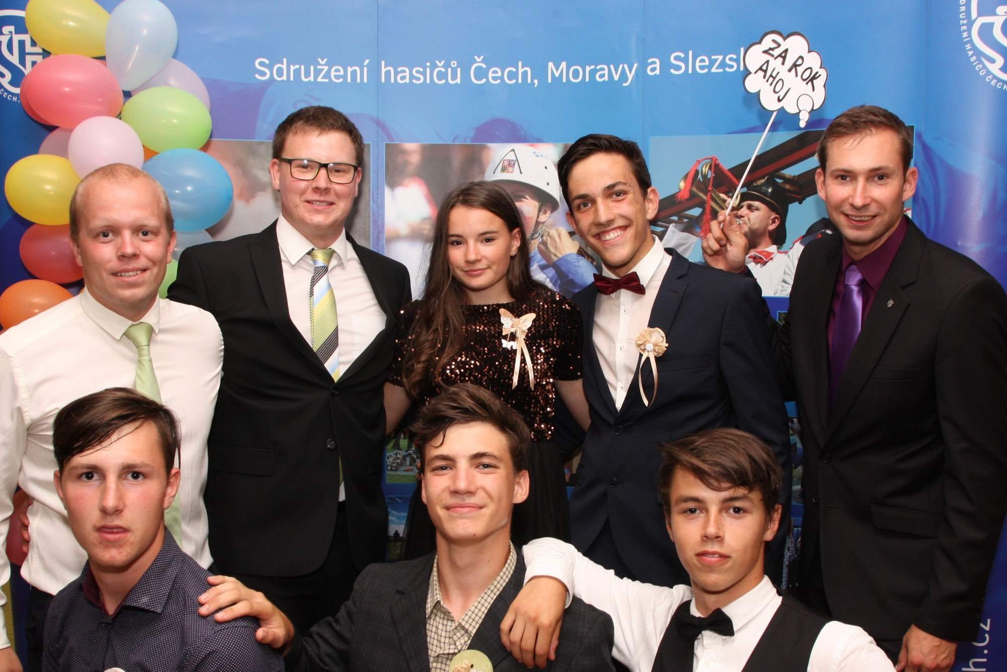 účastníci letní školy 2018