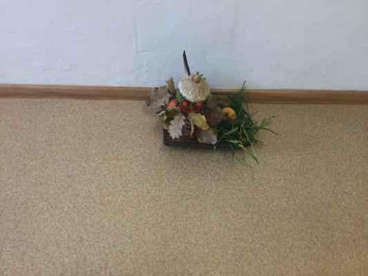 Den stromů 2018 tvoření Podzimníčků