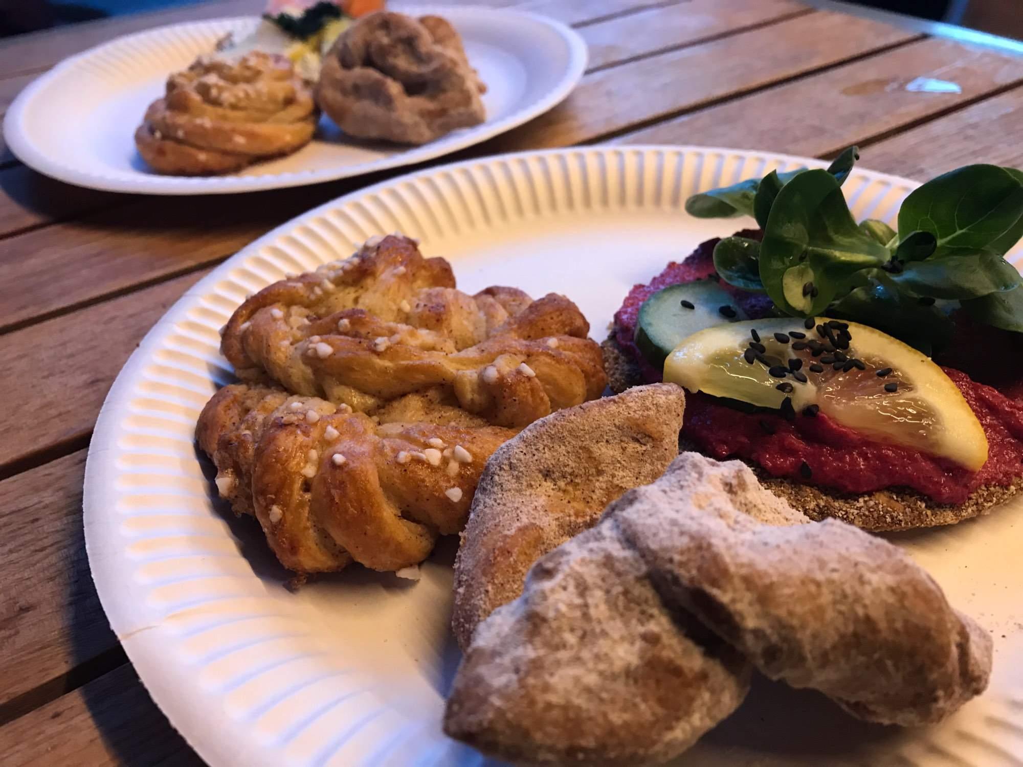 Tradiční norské pokrmy - Gravlaks a Boller