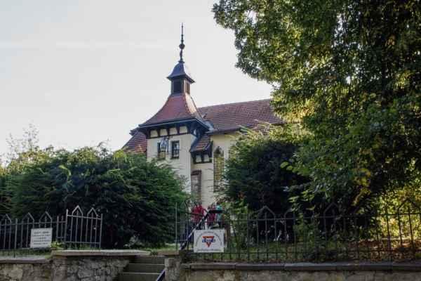 Farní sbor Československé církve evangelické