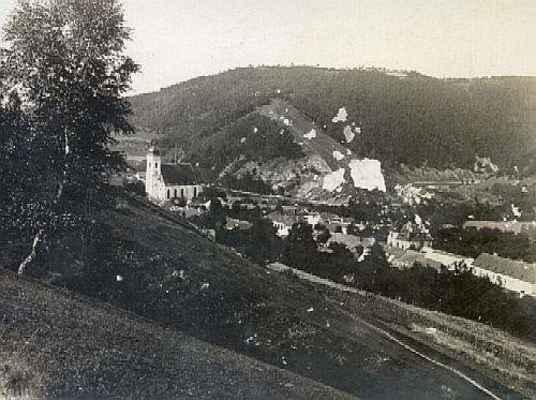 Pohled z Bozinky