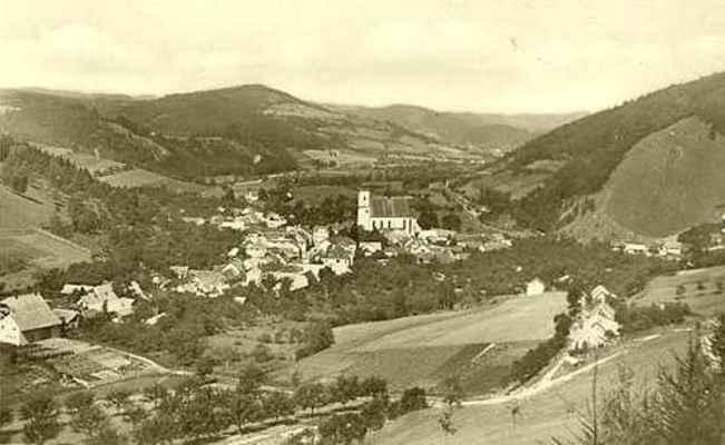 Doubravník - pohled z Pláňavy