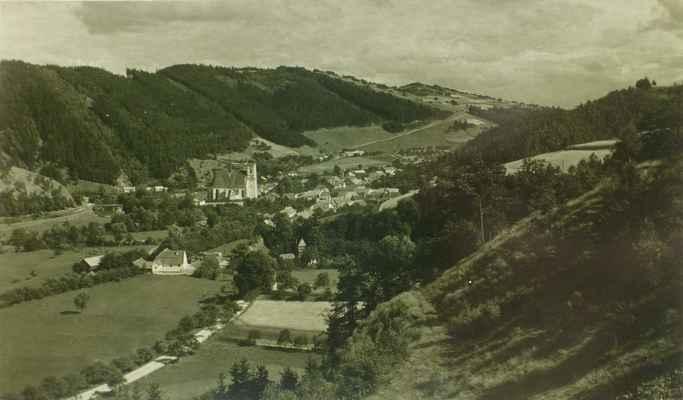 pohled ze Závisti (1939)