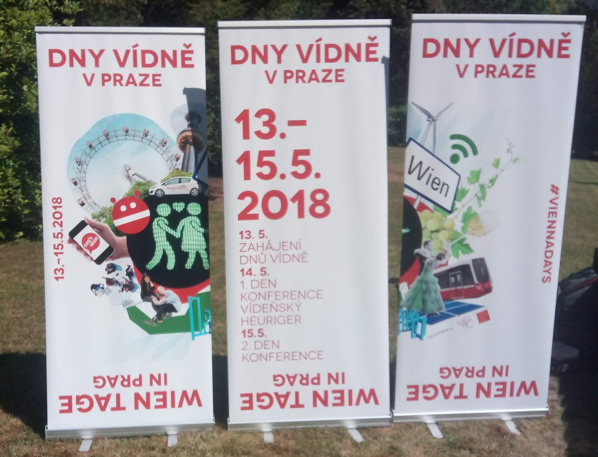 Dny Vídně v Praze