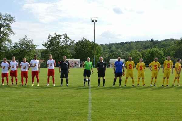 Viktoria Želešice - SK Vojkovice B 5:0 (0:0) - 16.6.2018