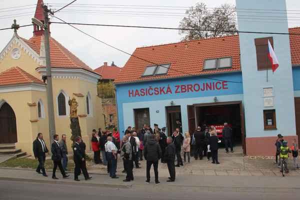 Keywords: Hasiči;Tasovice