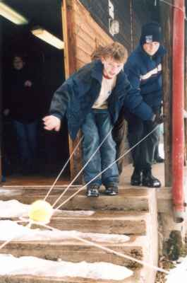 Rádcovský kurz 2004 - první víkend