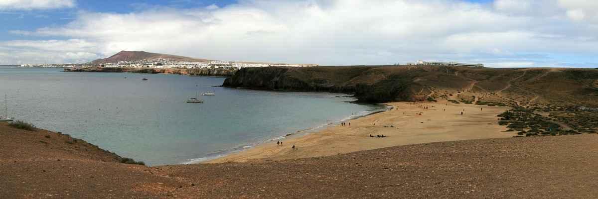 ...pláže poblíže Playa Blanca...