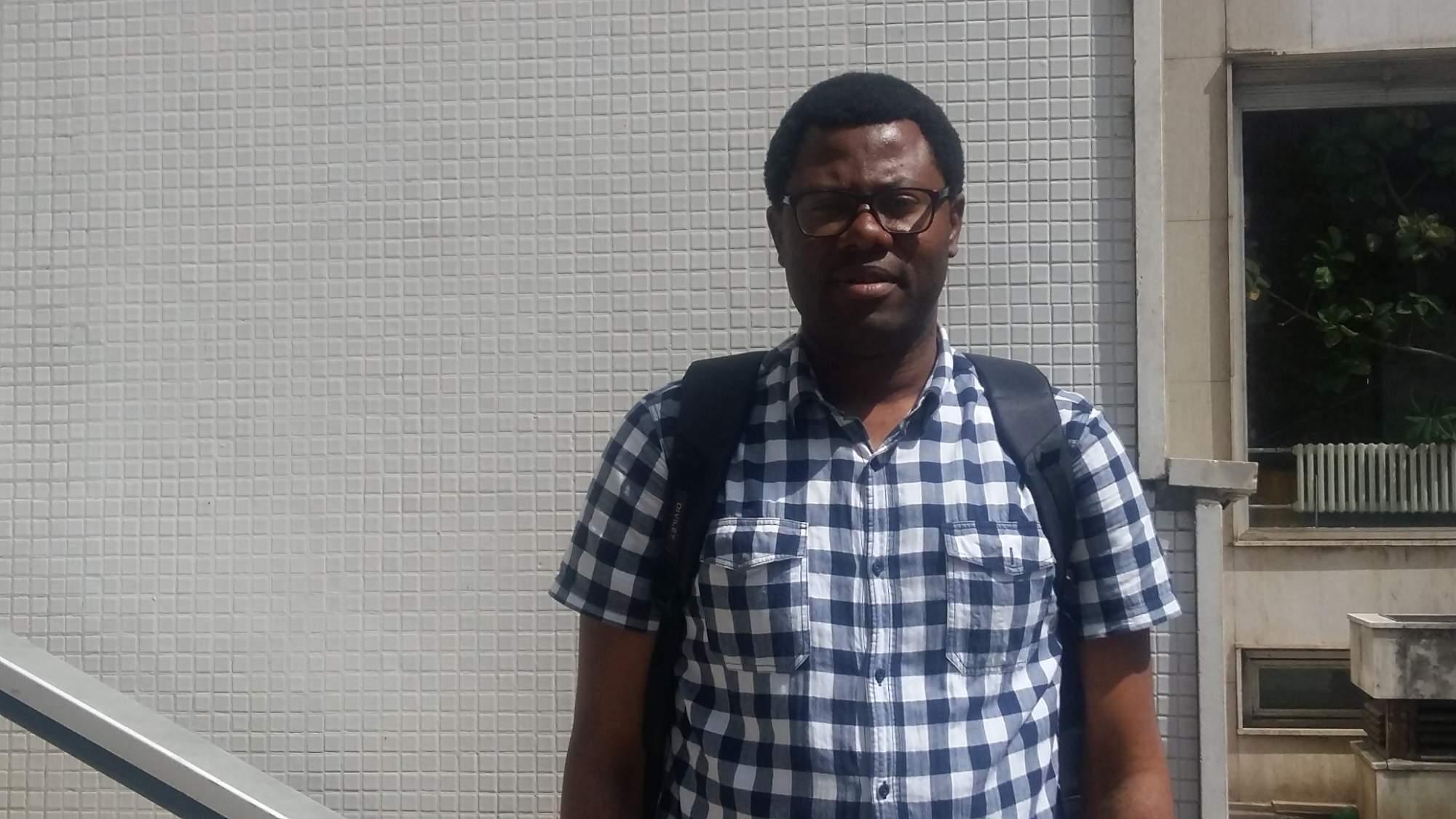 Francis Akwari žije v Česku už tři roky.