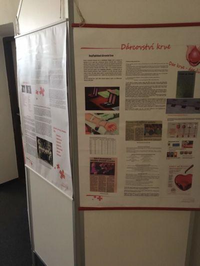 Výstava ČČK: Červený Kříž v čase v Brloze