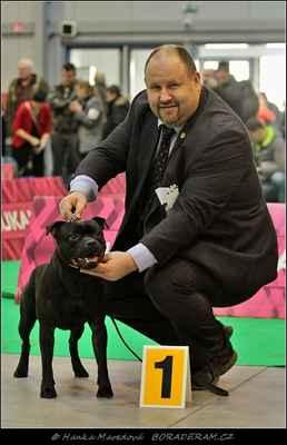 Kalashnikov Domidar Dogs (Glimmer Man Domidar Dogs X Grinning Devils Domidar go Ballistic) - PSI - třída mladých - V1, CAJC, BOJ, BOS