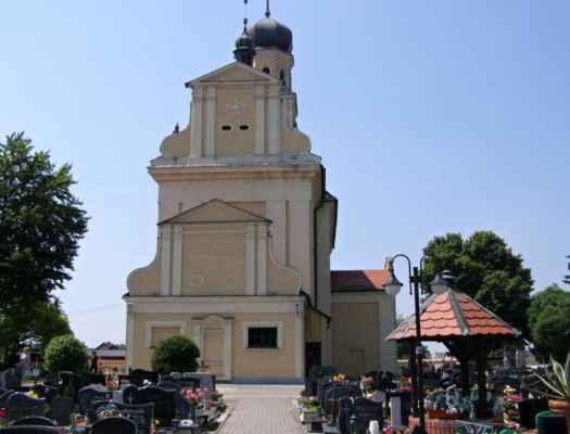 Tworków - kostel sv. Petra a Pavla (Kościół Św. Piotra i Pawła w Tworkowie) - presbytář