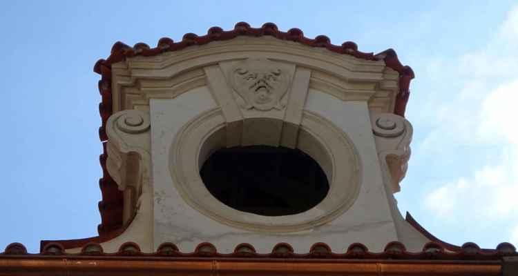 Lázeňská 2 -  Velkopřevorský palác