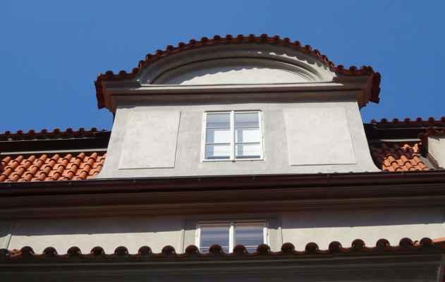 Lázeňská 7 - dům Kazatelna