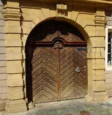 Lázeňská 9 - Sterneggovský palác