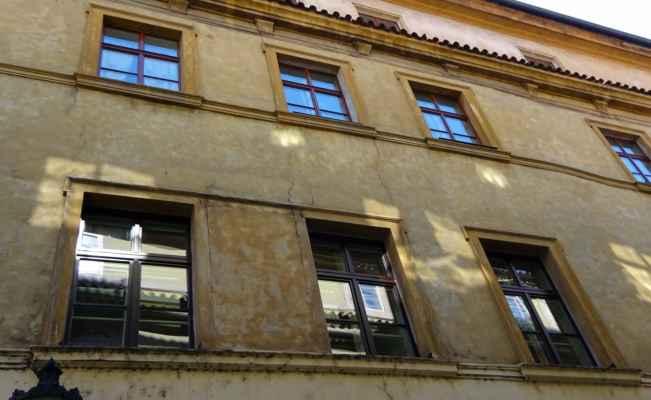 Lázeňská 8 - Saský dům