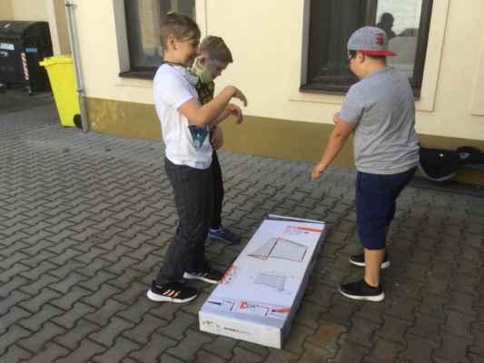 ZŠ Mžany 2020/06 - Den dětí ve škole