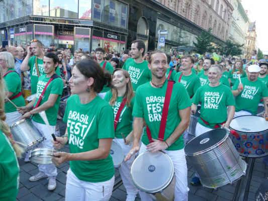 ... bubenická parta je složená z více kapel a na síle je to znát ....
