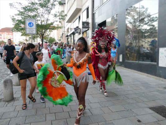... a ukázka karnevalového tance je definitivně u konce ....
